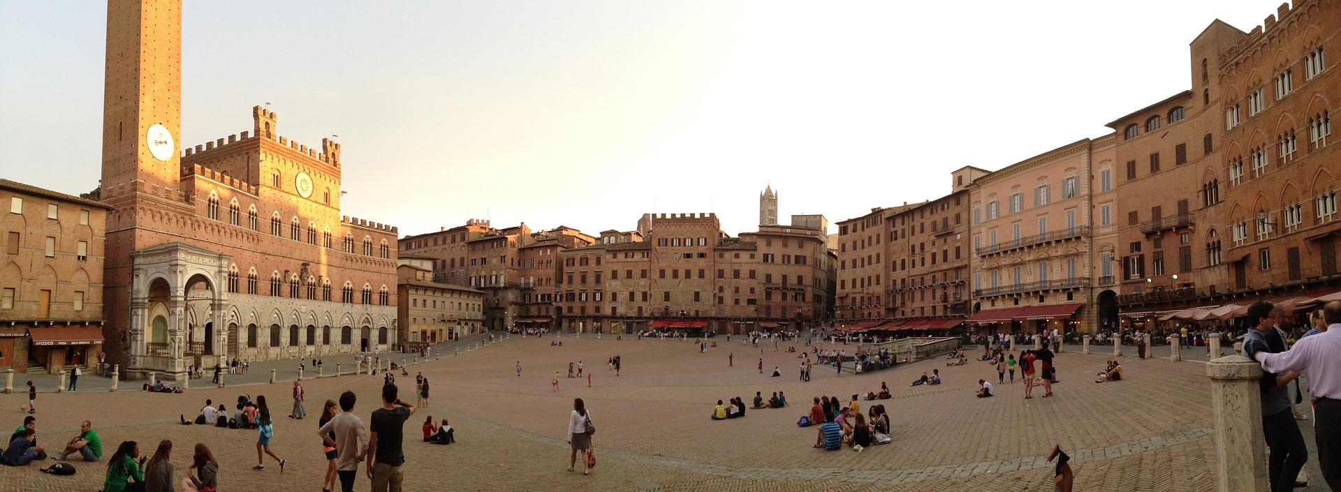 Tuscany - Siena 1