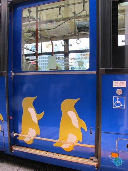 Accessible Bus Door