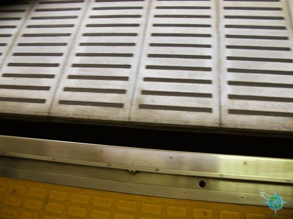 JR Rail Gap