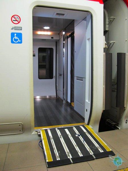 Ramp at Ne\'X Train