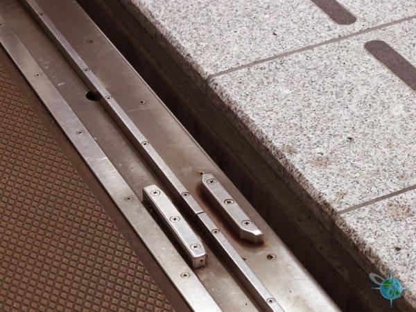 Subway Gap