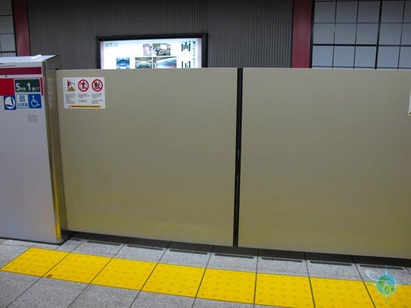 Subway Automatic Gate