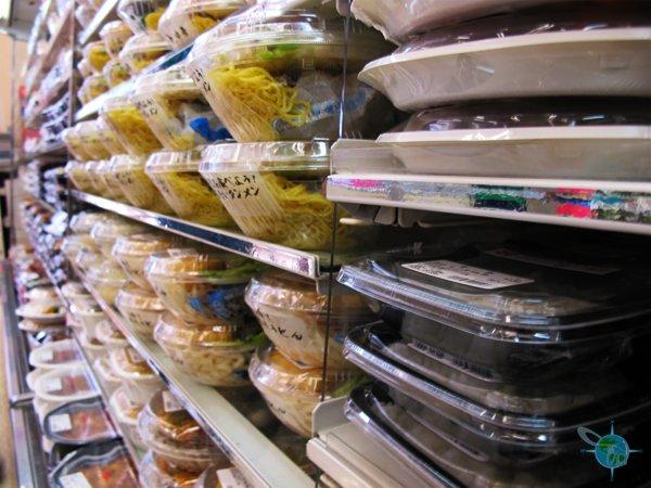 Inside 7-Eleven