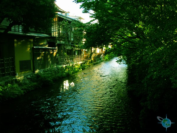Creek in Kyoto
