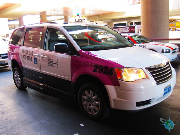 Many Wheelchair Accessible Taxis In Las Vegas Nevada