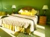Room #166 Bed