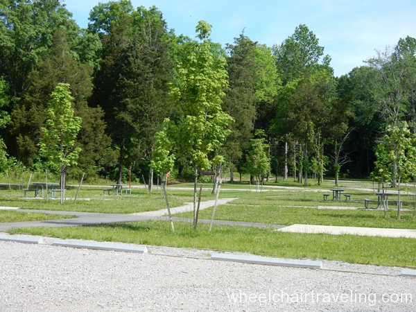 Mammoth Cave Accessible Accommodations In The Park