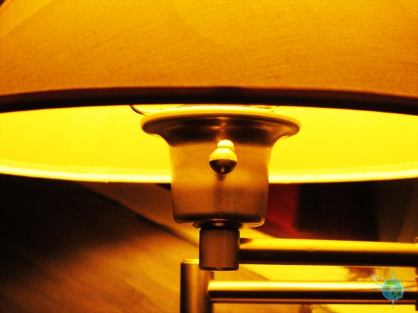 bed-side lamp switch