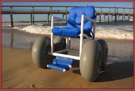 beach-wheelchair