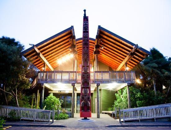 Arataki-Visitor-Centre
