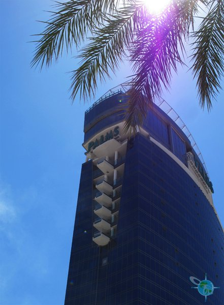 Fantasy Tower at the Palms