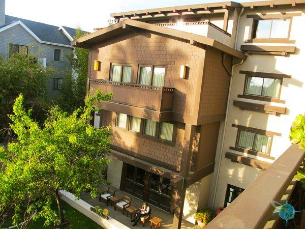 Ambrose Hotel In Santa Monica California