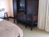 Dresser, Closet and TV