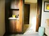 Bar and Bathroom Door