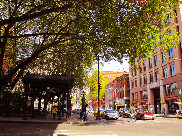 Around Pioneer Square