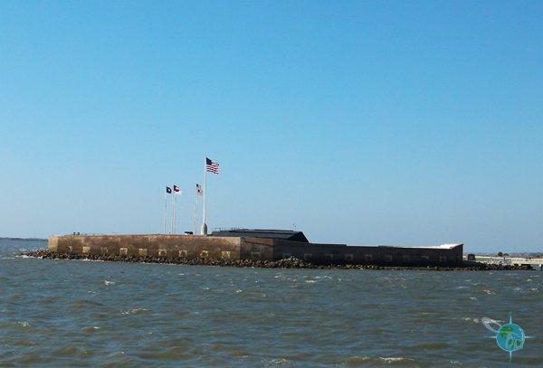 Charleston Harbor Tour