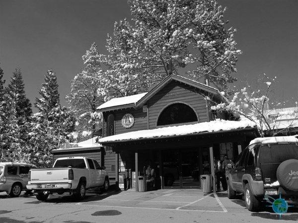 The Beacon Bar & Grill at Camp Richardson