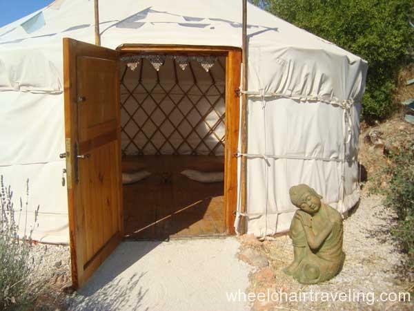 spain_property_Mongolian yurt