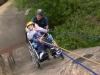 wheelchair rock climbing