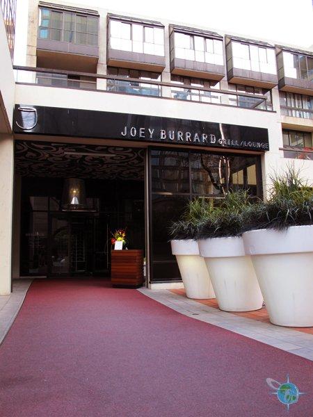 Joey Burrard