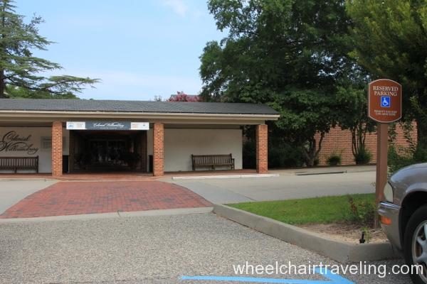 02 Visitor Center entrance