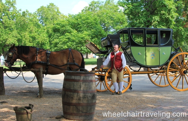 28 Horse Carriage
