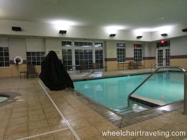 12 Hampton Indoor Pool