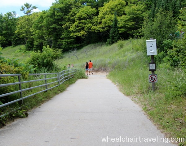 small_Accessible Path to Whitefish Beach