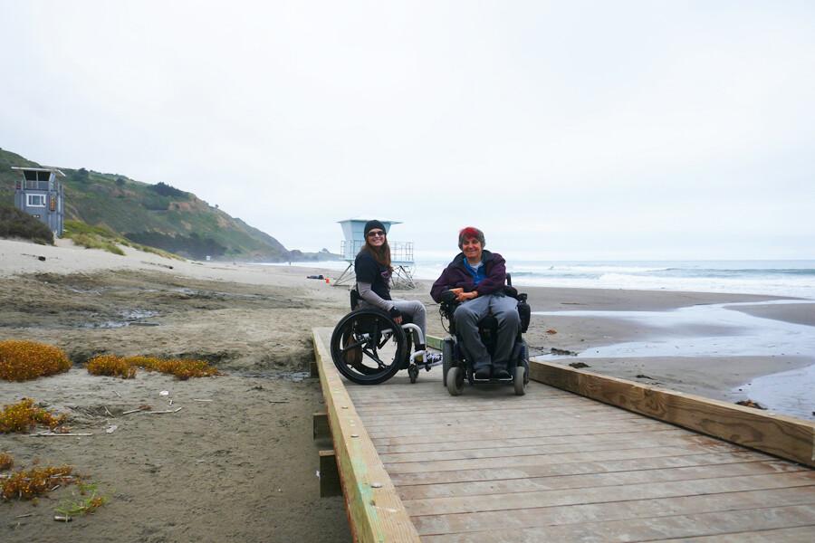 California Coast: Stinson Beach Access