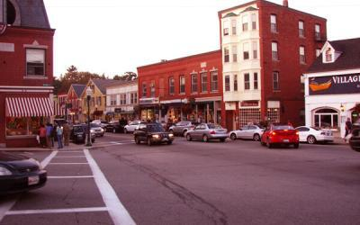 Touring the Town of Camden, Maine