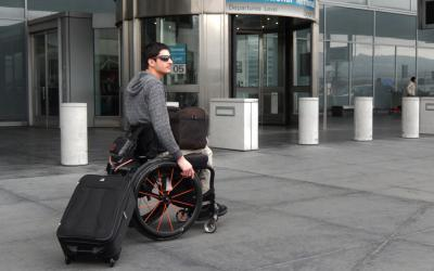 The World of Wheelchair Travellers