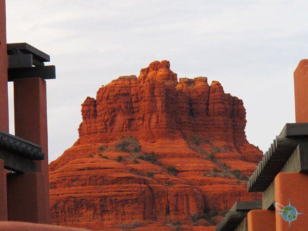 Sedona, Arizona Bell Rock Hotel with Kitchen