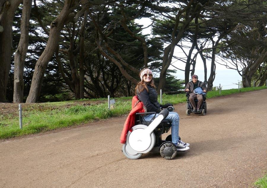 San Francisco: Lands End & Sutro Baths Trail Access