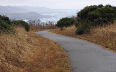 California Coast: Vista Trail Access