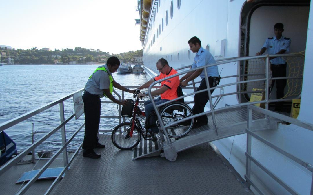 Cruise: France, Italy + Spain