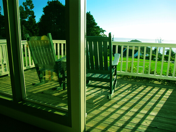Accessible B&B in Mendocino with a View