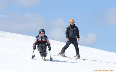USA and Canada Accessible Snow Skiing
