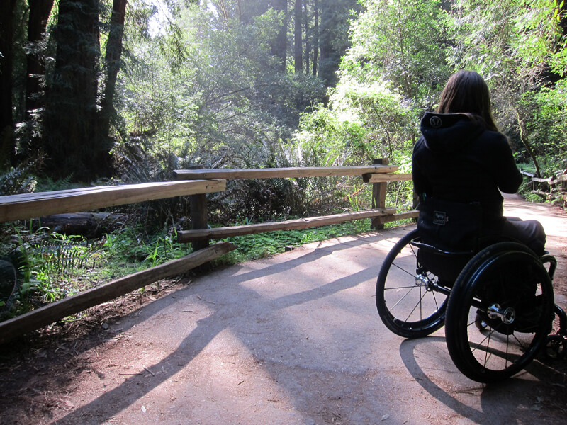 Muir Woods National Monument Hiking Access