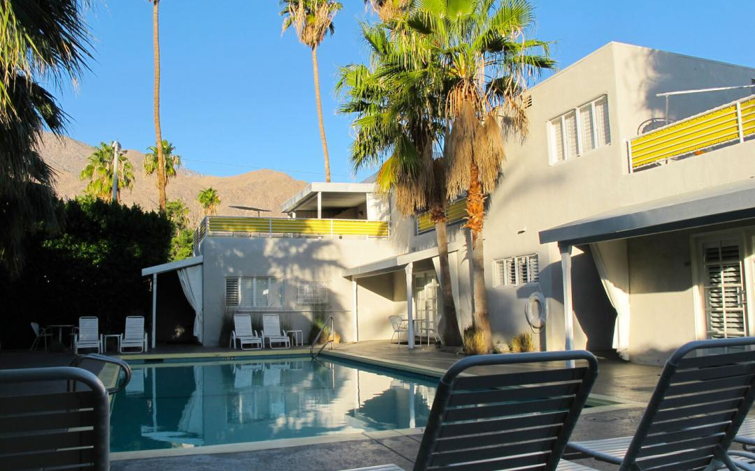 The Movie Colony Hotel in Palm Springs, California