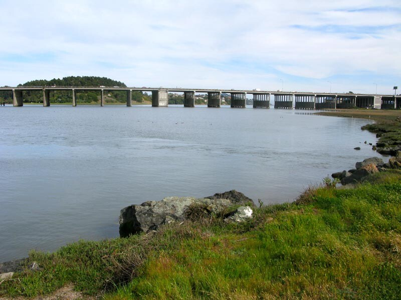 Bothin Marsh & Sausalito-Mill Valley Path in NorCal