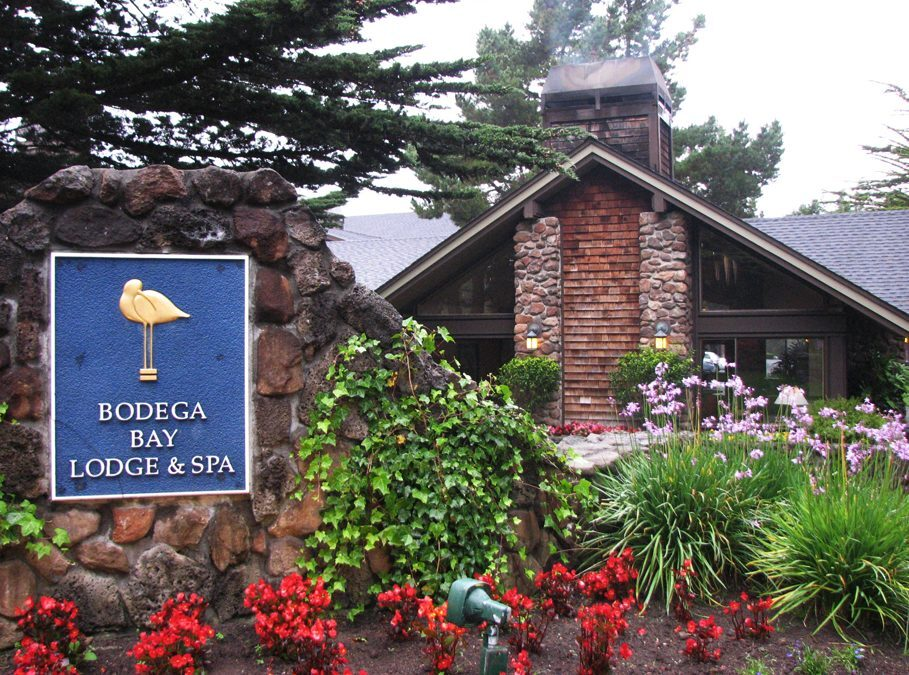 Bodega Bay Lodge & Spa is a Great B&B with a Bay View