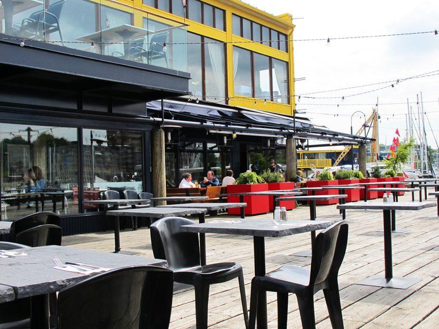 Vancouver, British Columbia: Accessible Restaurants