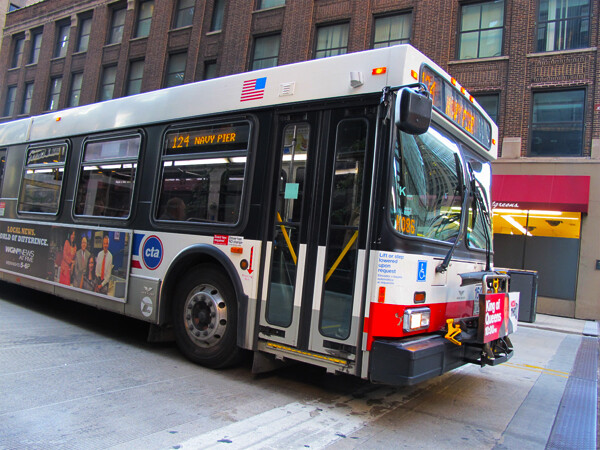 Chicago, Illinois: Access to Trains and Buses