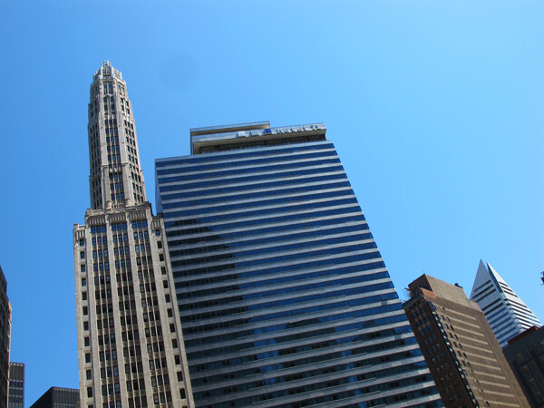 Downtown Chicago: Hotel 71
