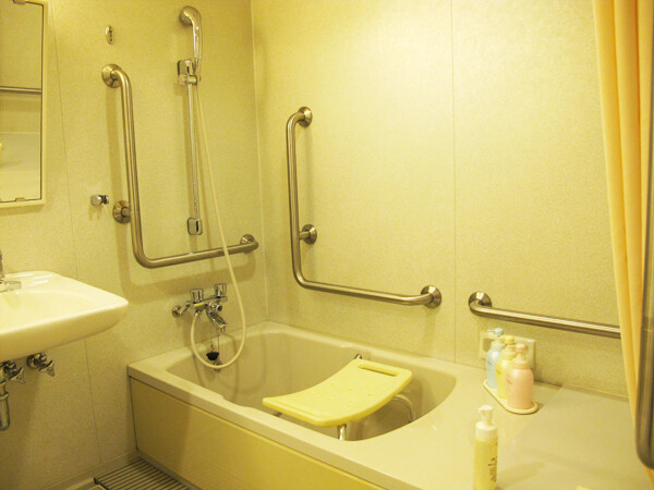 Accessibility at Mitsui Garden Hotel in Kyoto, Japan