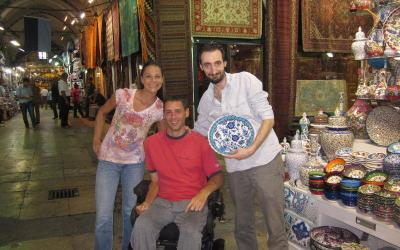 Istanbul, Turkey Accessible Travel (Review #1)