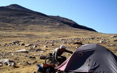 Interview with a Wheelchair Hiker