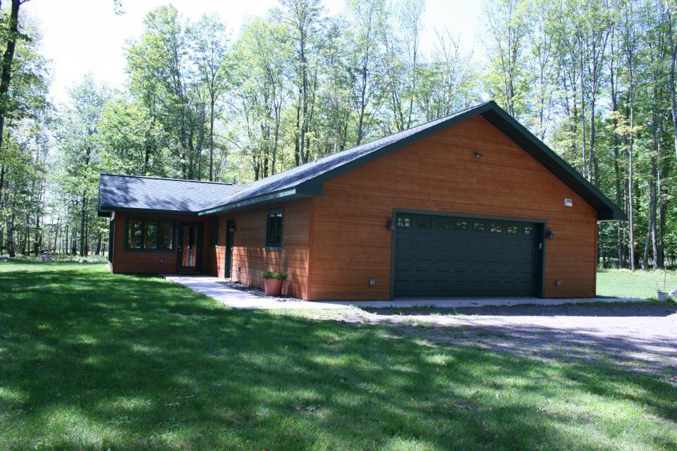 Wisconsin Woods Accessible Cabin for Rent