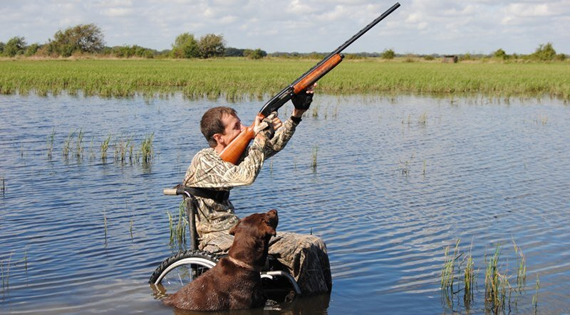 Disabled Hunting in the United States of America