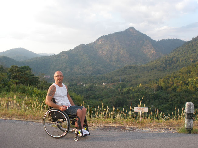 Thailand Holiday Travel Guide: Wheelchair Tips